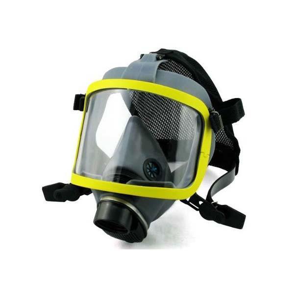 Quality respirator gas mask on respirator for sale