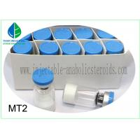 Injectable Peptide Powder Melanotan -II MT2 with Min 99% Purity for Muscles Gaining Manufactures