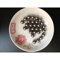 Durable High Load Bearing Chrome Steel Balls , 9.525mm 3 / 8 Inch Steel Ball Manufactures