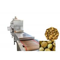 Microwave Heating Food Sterilization Equipment Stainless Steel Structure Manufactures