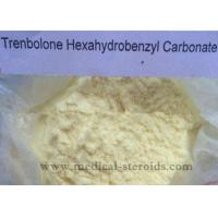 Muscle Building Tren Anabolic Steroid Trenbolone Hexahydrobenzyl Carbonate Manufactures