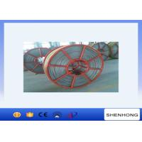 Steel Pilot Anti Twist Wire Rope Six Squares 12 Strands Transmission Line Stringing Manufactures