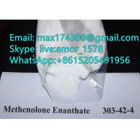 Methenolone Enanthate Long Acting Muscle Mass Steroids Primobolan Depot Methenolone Enanthate CAS 303-42-4 Manufactures