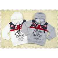 China Kids Printing Cotton Pullover Hoody on sale