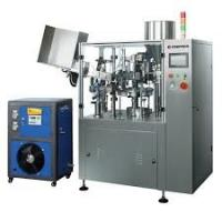 Automatic Tube Filling And Sealing Machine , Pharmaceutical Industry Tube Packaging Machine Manufactures