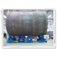 Hydraulic Auto Welding Fit Up Station Wind Tower Production Line Manufactures