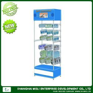 China Floor display steel displays candy display rack on sale