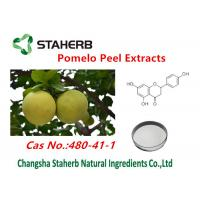 Buy cheap Pomelo Peel Plant Extract white fine powder of Naringenin extract from wholesalers