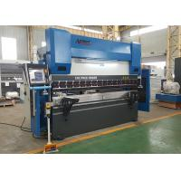 4 Axis CNC Press Brake Machine 500T X 6000 Manufactures