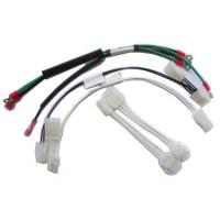 China Electronics 6 Pin Wiring Harness Insulated 20mΩ Contact Resistance on sale