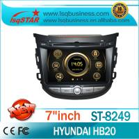 Wide Screen Hyundai DVD Player Built-in BT , Phone Book Manufactures