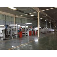 Tufted Carpet Backing Pre Coating Machine Improve Production Efficiency Manufactures