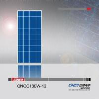 130W Solar Panel Poly (CNCC130W-12) Manufactures