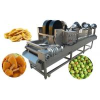 Buy cheap high quality machine manufacturer for Fried Snack Food Cooling Machine|air from wholesalers