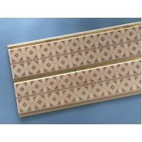 10 Inch Water Resistant Bathroom Wall Panels With PVC Resin Material Manufactures
