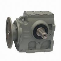 SA Series Helical Worm Hollow Speed Reducer, Work Silent, Nice Performance Manufactures