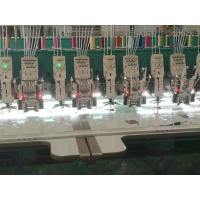 Computer Controlled Embroidery Machine / Clothing Embroidery Machine Oem Service Manufactures