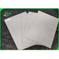 FSC Approved Laminated Book Binding Board / Grey Board To Green Red Blue Manufactures
