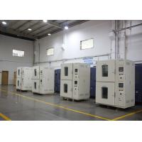 White Stablity Temperature Humidity Chamber High and Low Storage Cabinet Manufactures