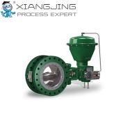 Fisher A31D Double-Flange Butterfly Valve