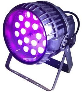Zoom Light 18 x 10w Rgbw  Ip65 Outdoor par can Stage Lights 110V - 240V Manufactures