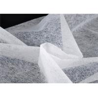 China Soft Feeling Hot Melt Adhesive Web Copolyamide Composition For Embroidery Patch on sale