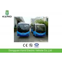 PV Solar Powered Driverless Electric Bus 11 Seats For City Transportation Long Range Manufactures