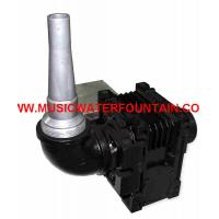 Three  Digital Dimentional  Water Fountain Nozzles For Big Fountain Manufactures