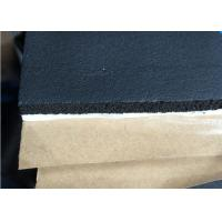 Self - Adhesive Sound Proof Material Heat Insulating Foam High Density 7mm Black Manufactures