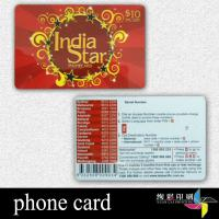 Shop PVC Blank Cards CMYK / Offset Print Glossy Scratch Panel Manufactures