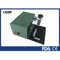 Fully Automatic Dot Pin Marking Machine , Pneumatic Marking Machine For Metal Parts Manufactures