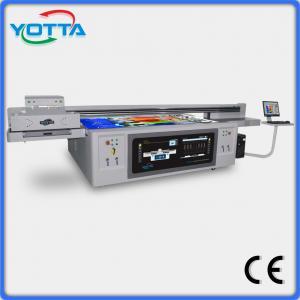 High quality digital flatbed uv inkjet printer,High speed uv printing machine Manufactures