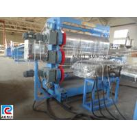Single Screw Plastic Board Extrusion Line PP PE Outdoor Board Making Machine Manufactures