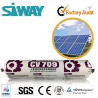 China Solar Module Silicone Weatherproofing Sealant For Bonding Junction Box on sale