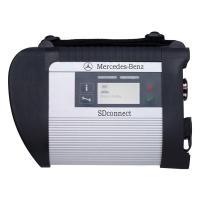 MB SD Connect Compact 4 Auto Diagnostic Scanner Wireless For Mercedes Benz Manufactures