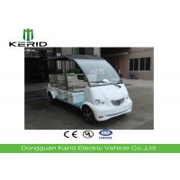Battery Powered 8 Seater / 6 Seater Electric Car For Tourist Sightseeing Manufactures