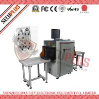 10mm Steel Panel Baggage Scanning Machine SPX5030A With CE ROHS FCC Approval Manufactures