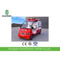Electric Fire Fighting Vehicle With 500L Tanker High Flow Battery Operated Manufactures