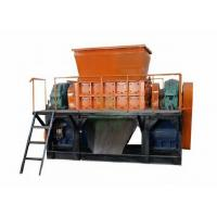 High Efficiency Industrial Shredder Machine For Metal Products Q235 Material Manufactures