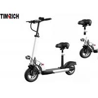 High Strength Aluminum Electric Scooter 400W 36V TM-TM-H06B Customizable Color Manufactures