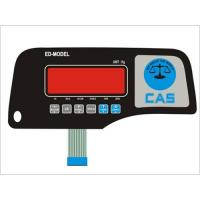 China Membrane switch keypad on sale