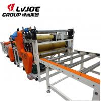 China Plaster Board PVC and PET Laminating Line with Cutting and Packing System on sale