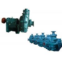 High Performance Electric Slurry Pump Sludge Transfer Pump Anti - Corrosion Material Manufactures