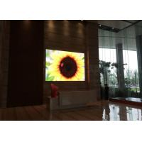 Indoor Led Display Small Pixel Pitch P3.91 Die-casting Aluminum Cabinet 65410 dot/㎡ Manufactures