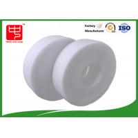 25mm self adhesive hook and loop tape acrylic glue strong sticky Manufactures