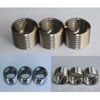 Stainless steel free running screw inserts for PVC foam plate Manufactures
