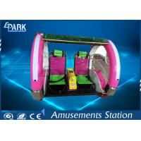 Happy Leswing Car Amusement Game Machines Battery Operated Manufactures