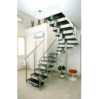 Stainless Steel Glass Internal Staircase Manufactures
