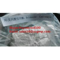 Healthy Boldenone Cypionate Raw Steroid Hormone Powder Without Side Effects BC 106505-90-2 Manufactures