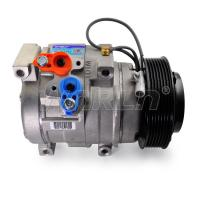 Standard Size Fixed Displacement Compressor Toyota Hiace Air Conditioning Compressor 88310-25220 Manufactures